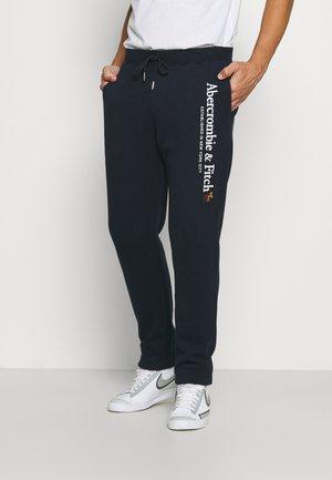 LOGO CLASSIC - Pantaloni sportivi - navy