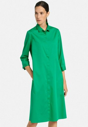 MIT 3/4-ARM - Shirt dress - grün