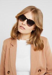 Polo Ralph Lauren - Sluneční brýle - black/jerry havana - 1
