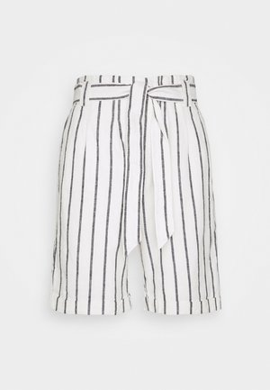 HOSE KURZ - Shorts - creme
