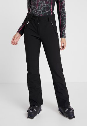 OUTI - Snow pants - black