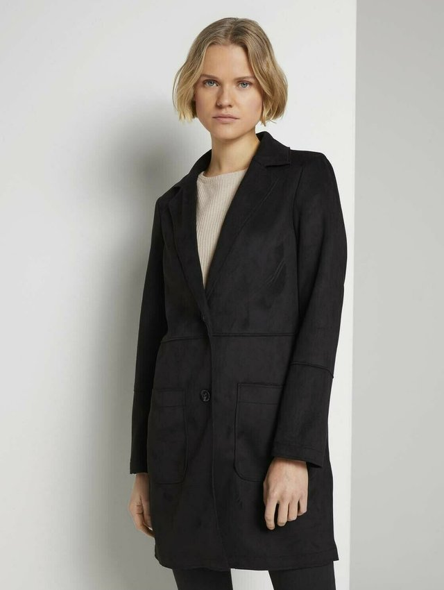 Manteau court - deep black