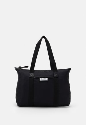 GWENETH WORK - Tote bag - black