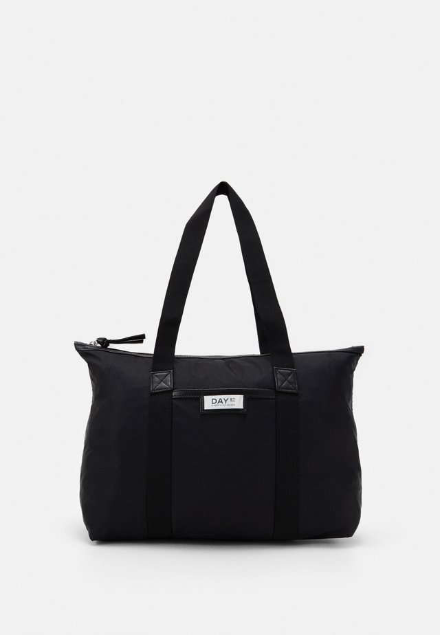 GWENETH WORK - Shopping bags - black