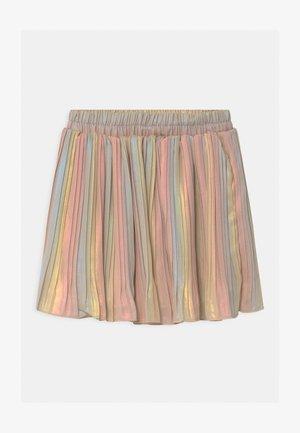 NMFFIA - A-line skirt - lilac ash
