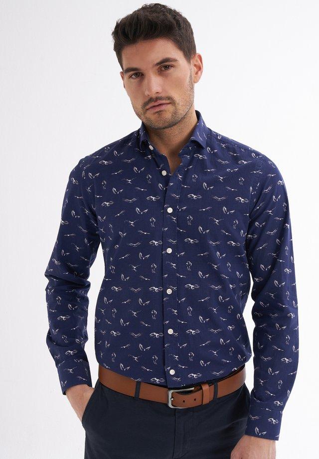 TOMMASO - Shirt - dunkelblau