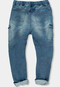 JP1880 - GROSSE GRÖSSEN - Jeans Tapered Fit - blue denim - 1