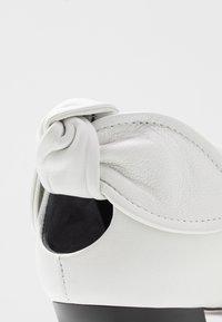 Proenza Schouler - Scarpe senza lacci - bianco - 2