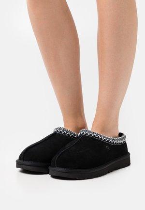 TASMAN - Slippers - black