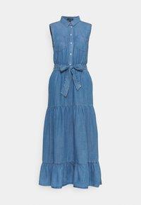 More & More - DRESS  - Denim dress - mid blue denim - 0