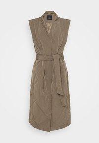 Bruuns Bazaar - HYACINTH JOANNE COAT - Classic coat - bungee brown - 1