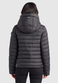 khujo - LOVINA - Winter jacket - schwarz - 2