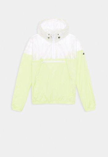 SAPELLI WINDRUNNER - Training jacket - light green