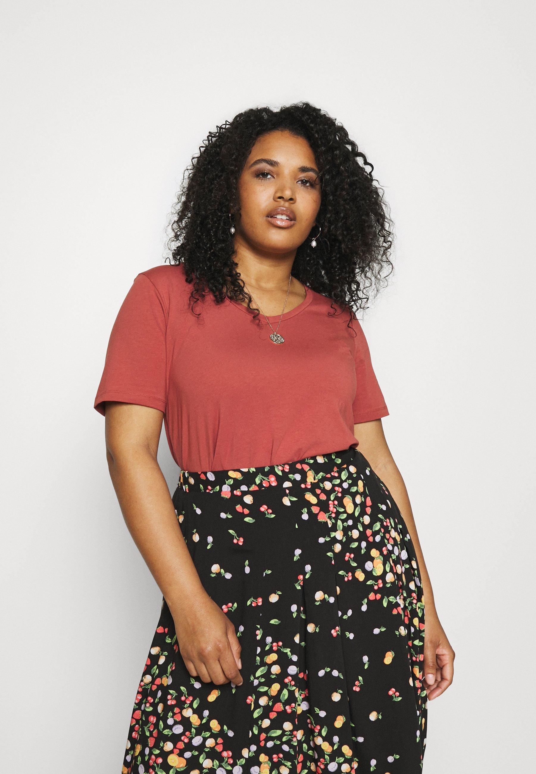 Damen PLUS - T-Shirt basic