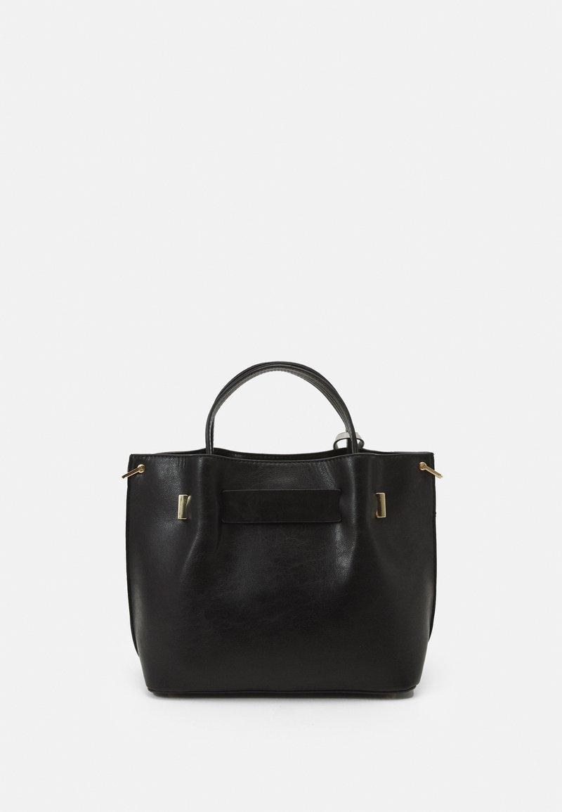 PARFOIS - SHOPPER MIXIE - Bolso de mano - black