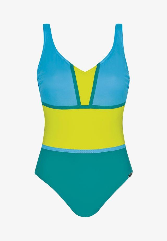 Swimsuit - turquoise
