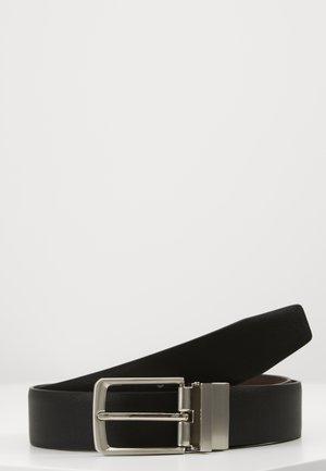 Belt - black/dark blue