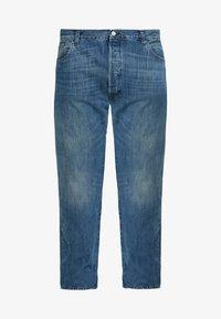 501® LEVI'S®ORIGINAL FIT - Jeans a sigaretta - light-blue denim
