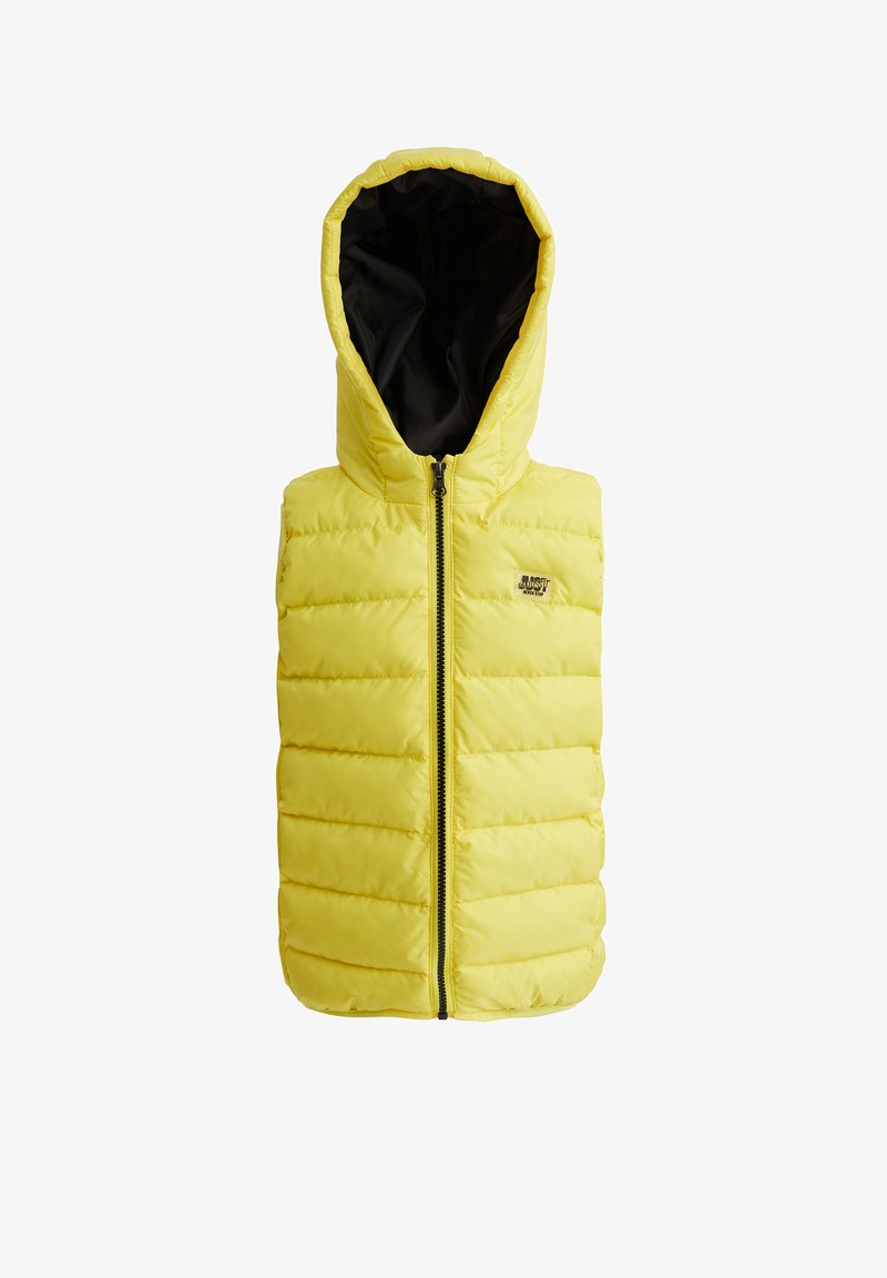 DeFacto - Waistcoat - yellow