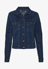 Vero Moda - VMSONYA JACKET - Džínová bunda - medium blue denim - 4