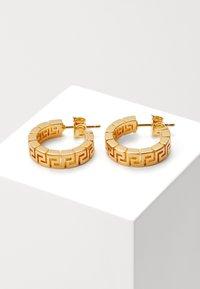 UNISEX - Earrings - gold-coloured
