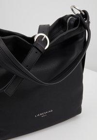 Liebeskind Berlin - SBHOBOS - Handtasche - black - 6