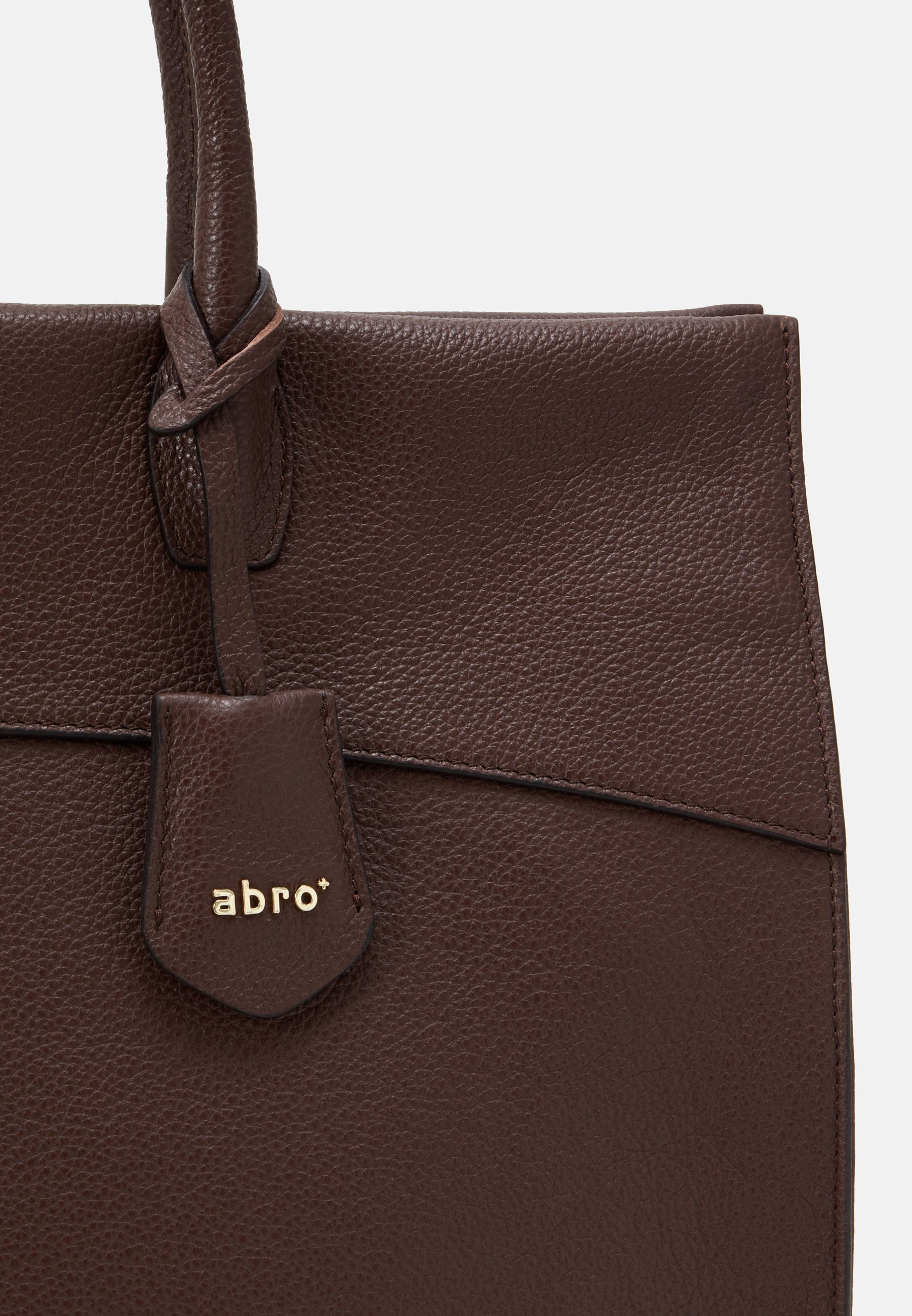 Abro Nora - Torebka Dark Brown