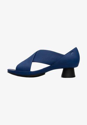 ALRIGHT  - Sandaalit nilkkaremmillä - blue