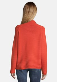 Cartoon - Jumper - orange - 2