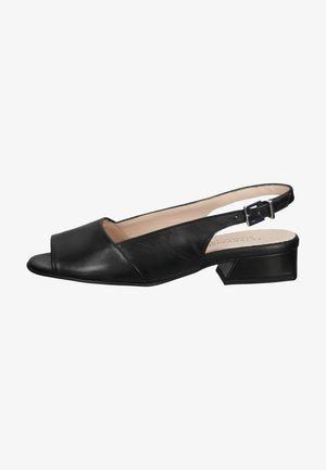 PANA - Sandalen - schwarz