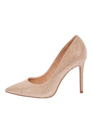 FOREVER COMFORT - High heels - gold-coloured