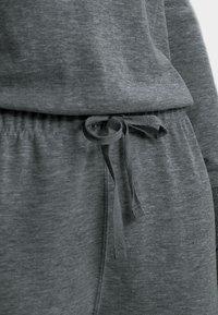 New Look - CREW NECK - Jumpsuit - grey marl - 5