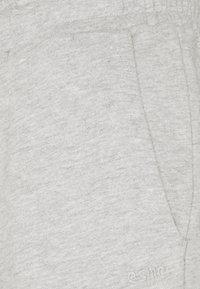esmé studios - ANNE PANTS - Tracksuit bottoms - grey melange - 2