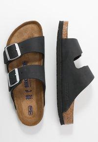 Birkenstock - ARIZONA - Slippers - black - 3