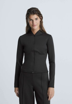 IN HIGH-STRENGTH FABRIC - Sports jacket - black