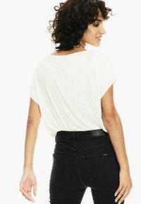 Garcia - Print T-shirt - off white - 2