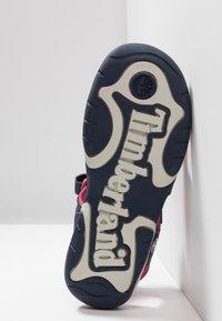 Timberland - ADVENTURE SEEKER 2 STRAP - Walking sandals - navy/pink - 5