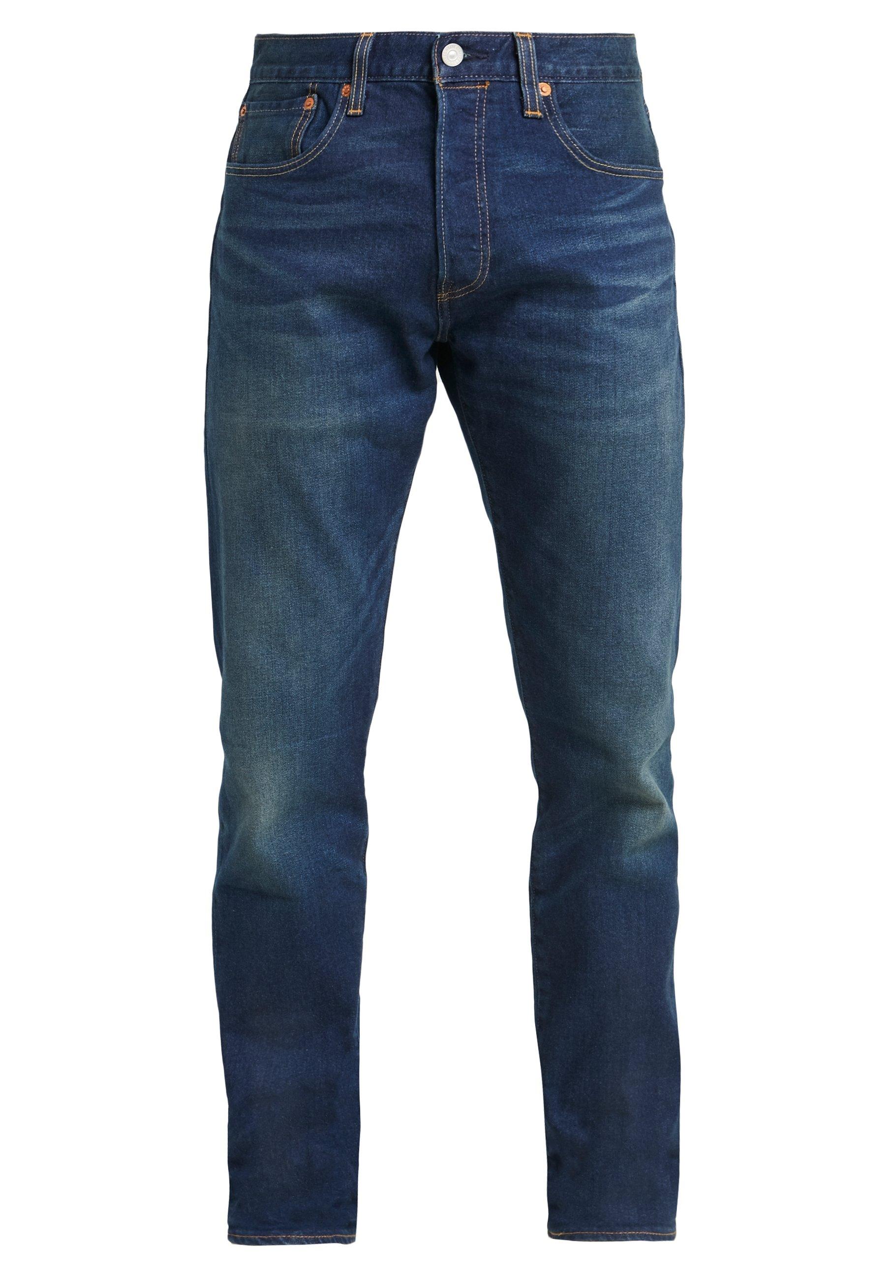 Levi's® 501® SLIM TAPER - Jean slim - boared
