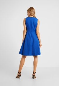 Lauren Ralph Lauren Petite - CHARLEY SLEEVELESS DAY DRESS E - Jerseyklänning - french blue - 3