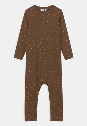 NBFDAISIA - Jumpsuit - brown