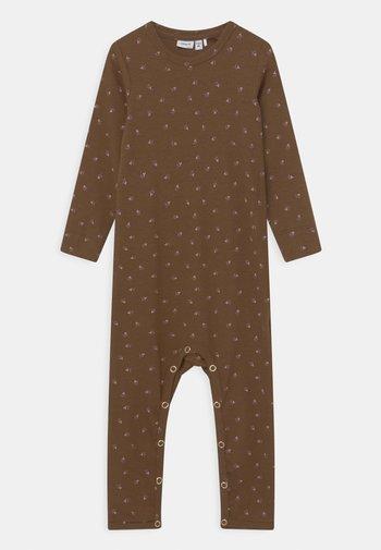 NBFDAISIA - Jumpsuit - brown