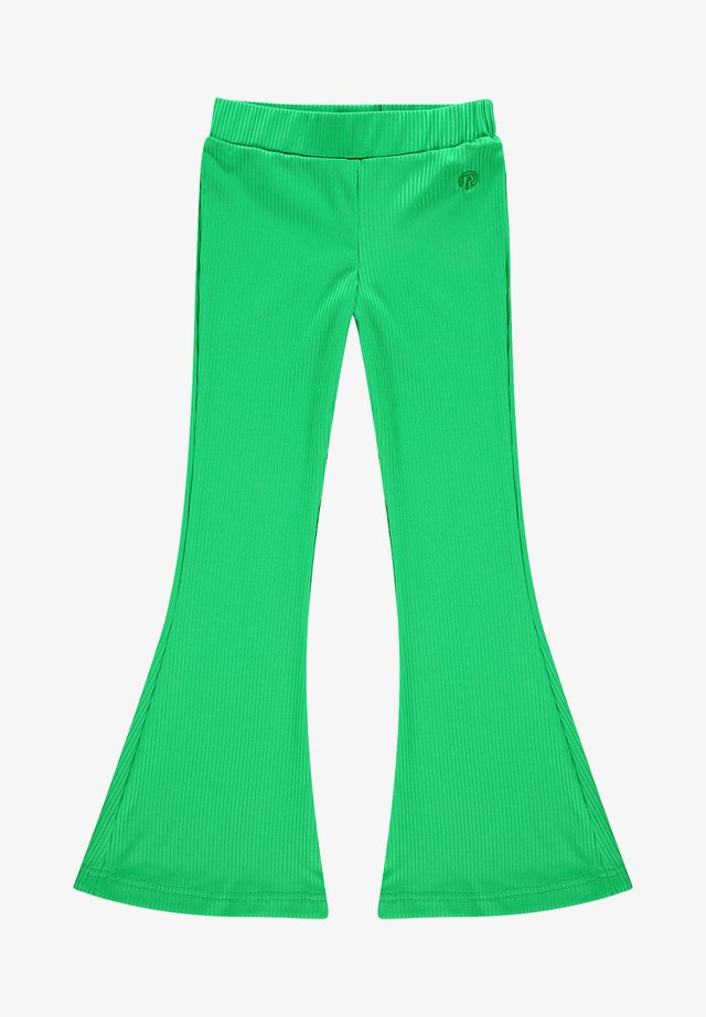 PORTO - Trousers - grass green