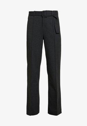MALINA - Kalhoty - slate grey melange