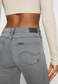Lee - SCARLETT - Jeans Skinny Fit - grey holly - 5