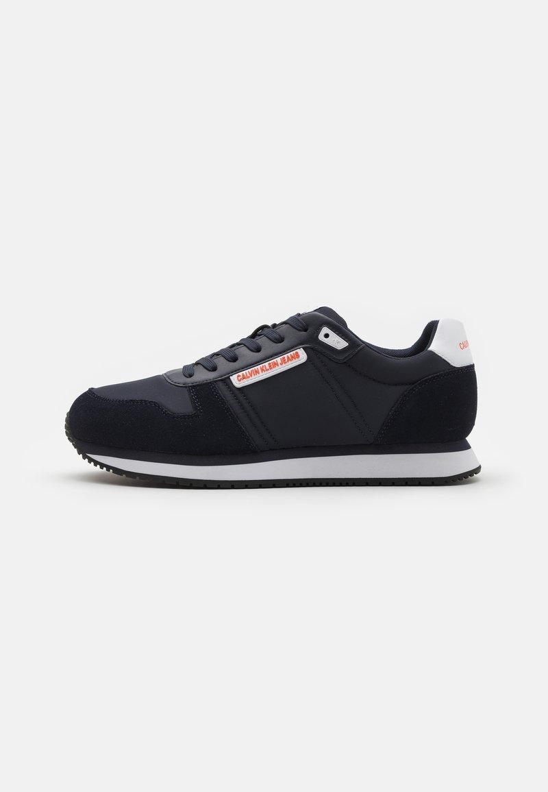 Calvin Klein Jeans - RUNNER LACEUP - Sneakers basse - night sky