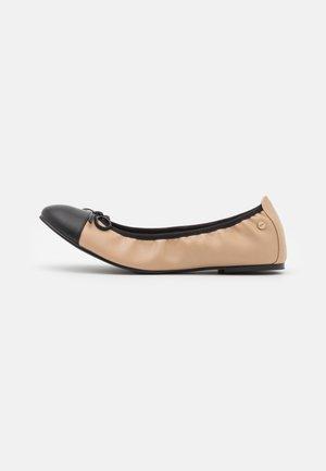 CAJA  - Ballet pumps - beige