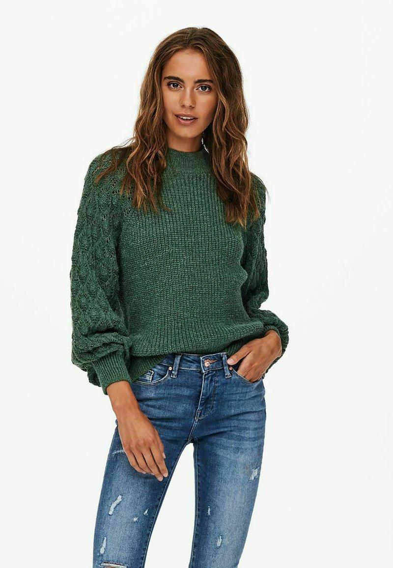ONLY - Trui - mallard green
