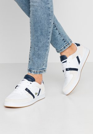SPLITSTEP  - Sneakers - offwhite/navy