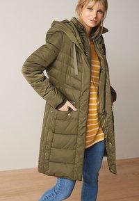 Next - Winter coat - khaki - 0