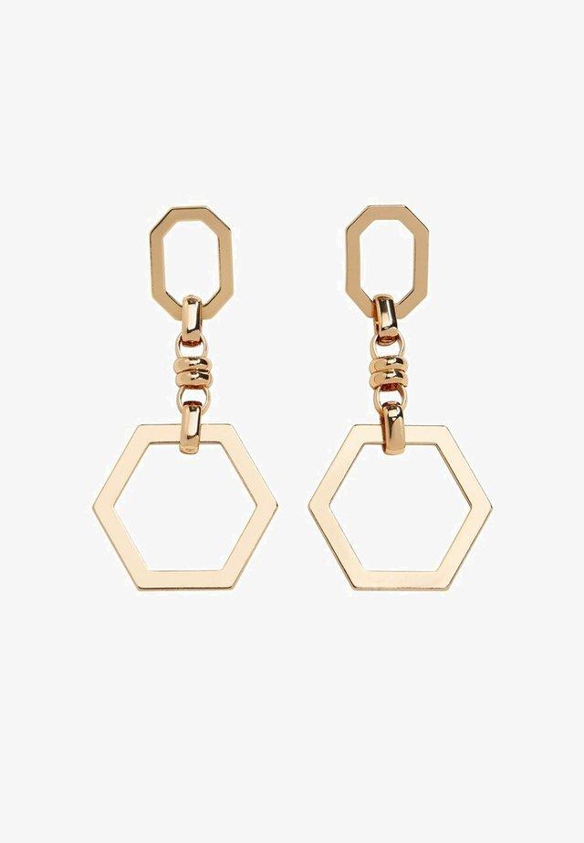 ALCOR - Boucles d'oreilles - gold